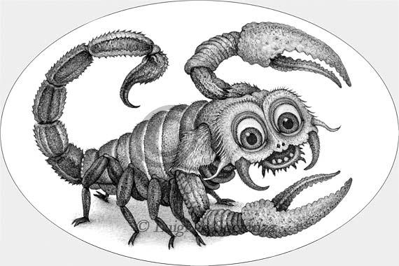 sternzeichen skorpion la speranza fine art shop